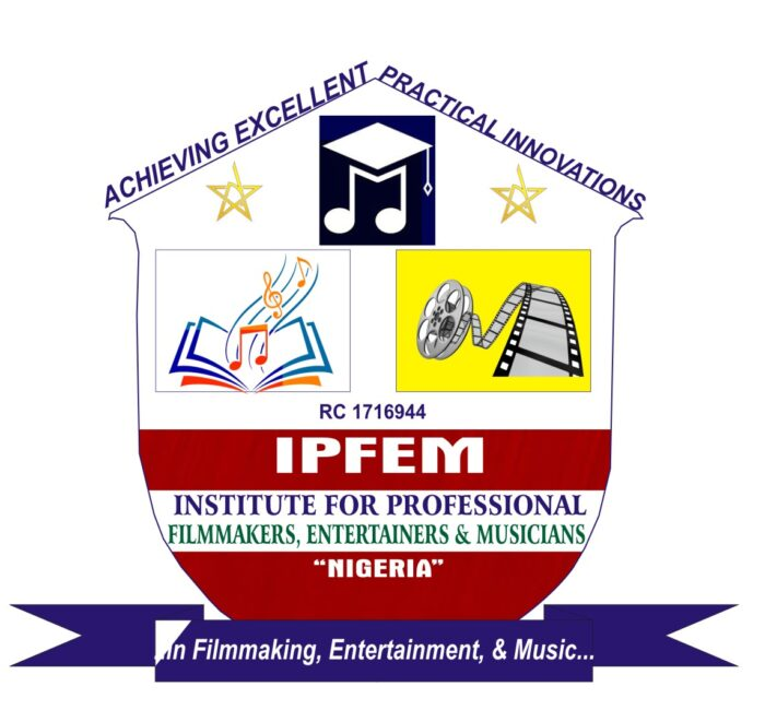 Institute For Professional Filmmakers, Entertainers and Musicians (IPFEM) Ltd/Gte RC 1716944